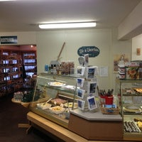 Photo taken at Tahoe House Bakery & Gourmet Store by Shane B. on 1/25/2013