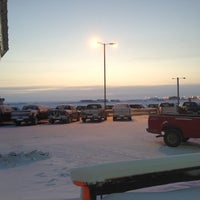 Photo taken at Prudhoe Bay Operations Center by Mitch N. on 12/10/2012