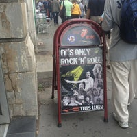 Photo taken at It's Only Rock 'N' Roll by Margo on 8/15/2013