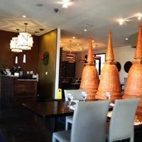 Photo taken at Chedi Thai Bistro by Purnima T. on 12/26/2012