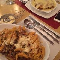 Photo taken at Santa Pasta by Yona H. on 10/17/2015