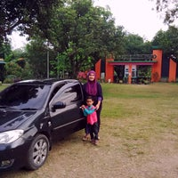 Photo taken at Hairos Indah Waterpark by H.Edwin Tito H. on 4/14/2015