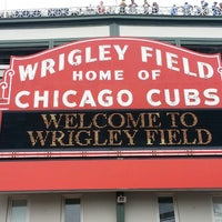 Photo taken at Wrigley Field by Chris K. on 7/6/2013