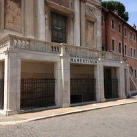 Photo taken at Carcere Mamertino by Mark M. on 7/9/2013