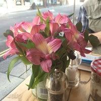 Stickybeaks Cafe Menu