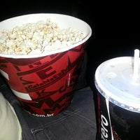 Photo taken at Cinemark by Gabriela M. on 5/18/2013