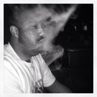 Photo taken at Zero Degree Hookah Lounge by Darrell W. on 4/26/2014