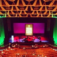 Photo taken at Salle Wilfrid Pelletier - Place des Arts by Frédéric R. on 6/28/2013