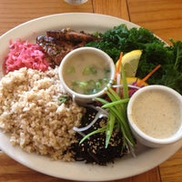 Photo taken at Inn Season Cafe by Natalie G. on 5/8/2014