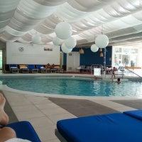 Photo taken at Hotel Mioni Royal San by Matteo C. on 10/20/2013