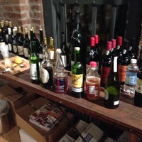 Photo taken at Thirst Wine Merchants by Anders R. on 12/13/2013