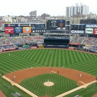 Photo taken at Yankee Stadium by Cesar Q. on 7/11/2013