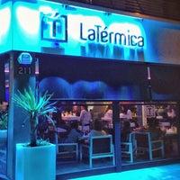 Photo taken at La Termica by Oscar O. on 11/3/2012