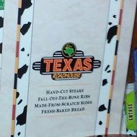 Photo taken at Texas Roadhouse by Luke B. on 3/31/2013