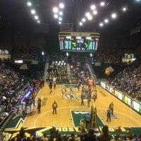 Photo taken at EagleBank Arena by Susan C. on 11/24/2012