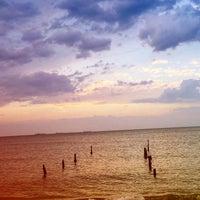 Photo taken at Playa Muerta by Enrique @Indiferencia V. on 12/9/2015