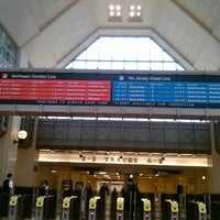 Photo taken at NJT - Frank R. Lautenberg Secaucus Junction Station by JC D. on 4/12/2013
