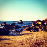 Photo taken at Praia de Jericoacoara by Melqui M. on 7/5/2013