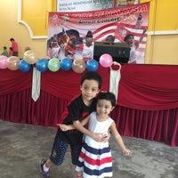 Photo taken at SMK Bandar Setia Alam by Alisha C. on 10/22/2016