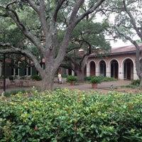 Photo taken at Lovett Hall (Rice University) by Karen A. on 7/29/2014