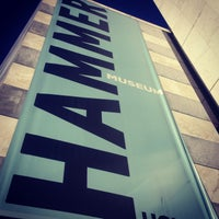 Photo taken at Hammer Museum by Yisha Z. on 2/24/2013