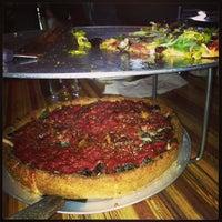 Photo taken at Little Star Pizza by Aldrich S. on 3/24/2013