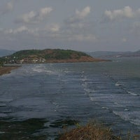 Photo taken at Murud Beach by Bhushan L. on 6/2/2013