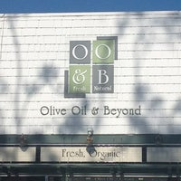 Photo taken at Olive Oil & Beyond by Judy G. on 7/16/2013