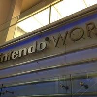 Photo taken at Nintendo NY by Felipe I. on 1/23/2013