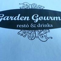 Photo taken at Garden Gourmet by Yamilet b. on 11/14/2014
