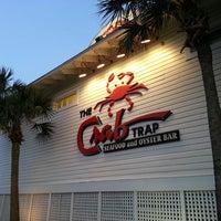 Photo taken at Crab Trap by Wendy B. on 4/11/2013