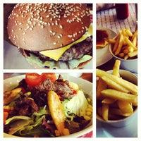 Photo taken at Burger Bar by Zeynep S. on 3/3/2013