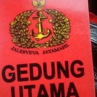 Photo taken at Markas Besar Tentara Nasional Indonesia (MABES TNI) by angga d. on 6/27/2016
