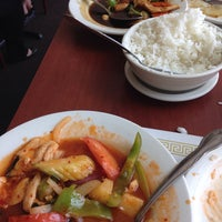 Photo taken at Orchid Thai by Kelly D. on 6/9/2014