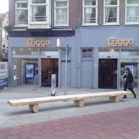 Photo taken at Ziggo winkel Amsterdam Ferdinand Bolstraat by Willem W. on 5/13/2015