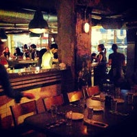Photo taken at Pizza East by Ambre S. on 4/18/2013