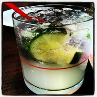 Photo taken at Zafra Cuban Restaurant & Rum Bar by Stephanie K. on 8/11/2013
