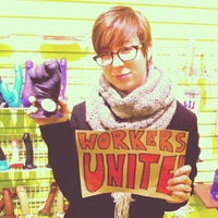 Photo taken at Come As You Are Co-operative by jack l. on 10/25/2012