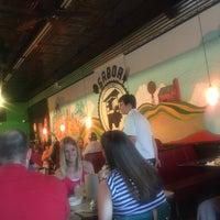 Photo taken at Sabor Latin Street Grill by Vanessa V. on 6/3/2016