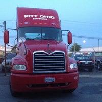 Photo taken at Pitt Ohio by Mark H. on 7/23/2013