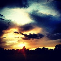 Photo taken at Peckham Rye Common by Philip A. on 7/29/2013