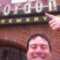 Photo taken at Gordon Biersch Brewery Restaurant by K B. on 4/6/2013
