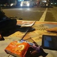 Photo taken at Jalan Jend. Ahmad Yani by Idlan F. on 6/20/2014