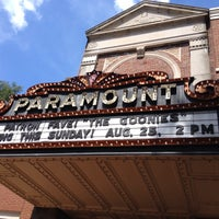 Photo taken at The Paramount by Gary K. on 8/25/2013
