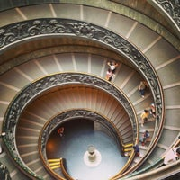 Photo taken at Vatican Museums by Greg I. on 8/28/2013