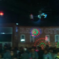 Photo taken at Bayou City Bar by Enrique G. on 3/11/2013