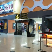 Photo taken at Golden Screen Cinemas (GSC) by Michy F. on 4/12/2013