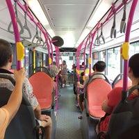 Photo taken at SBS Transit: Bus 82 by 9VSKA on 1/3/2014