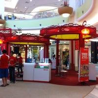 Photo taken at AEON Bandaraya Melaka Shopping Centre by Que on 1/5/2013