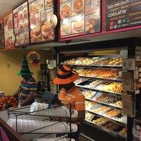 Photo taken at Dunkin' Donuts by Matt F. on 10/31/2014
